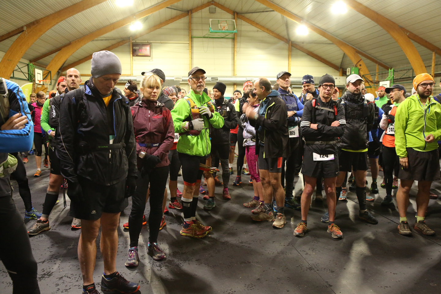 photos du Trail du Second Souffle 2017